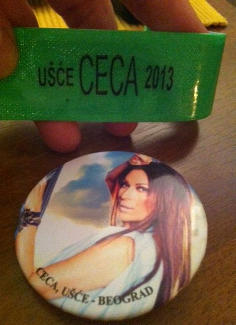 Ceca concert 2